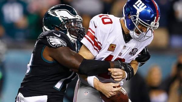 NFL Betting – New York Giants at Philadelphia Eagles