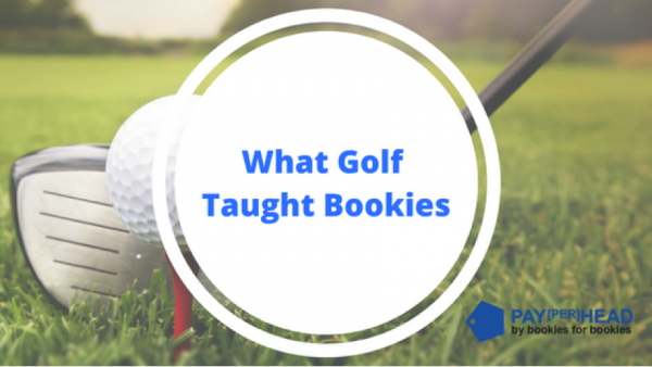 What Golf Betting Taught Bookies