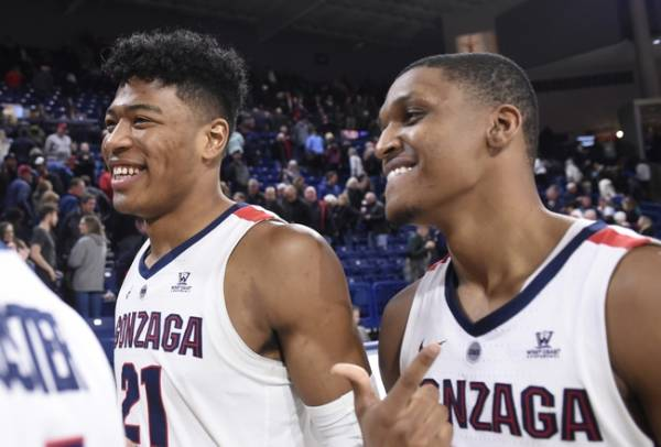 Bet the Pacific vs. Gonzaga Game Online January 10