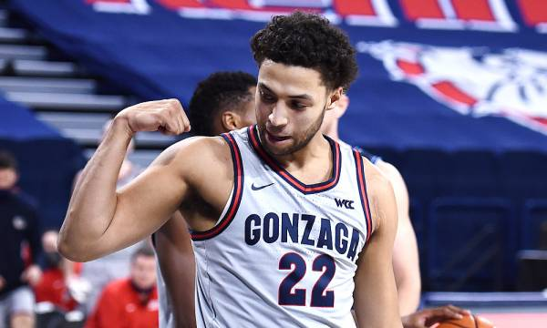 Gonzaga Spread the Largest in Final Four History