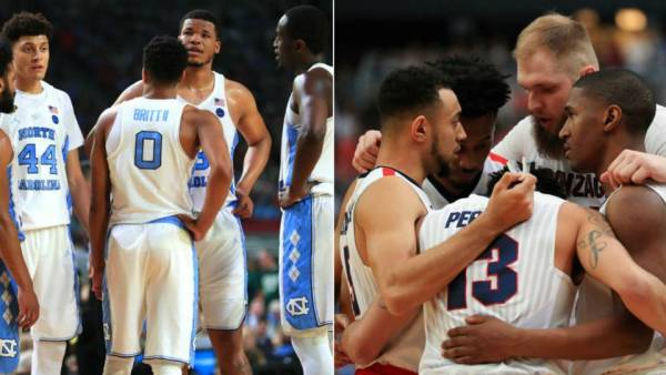 2019 College Basketball Bracket Watch: Gonzaga, UNC