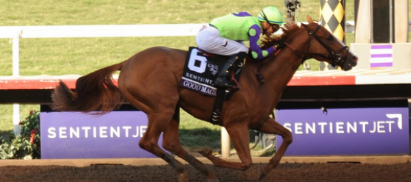 Good Magic Post Position Chances of Winning the Kentucky Derby
