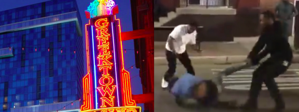 Three Violent Men Arrested in Attack Outside Casino