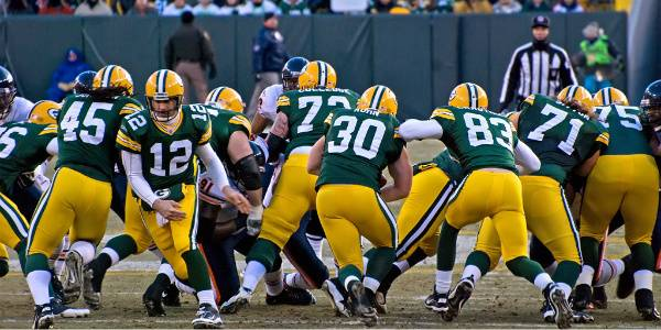 Where Can I Bet on How Many Games the Packers Will Win in 2018