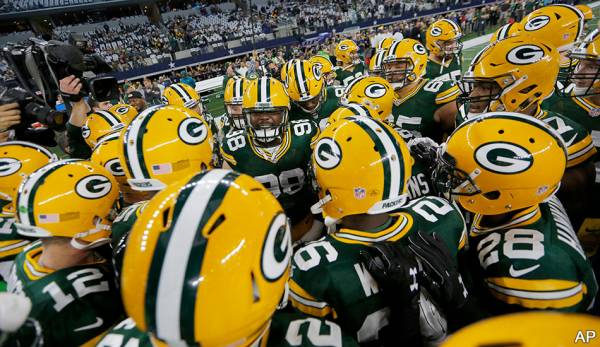 Bet the Green Bay Packers: Latest Futures Odds, To Win