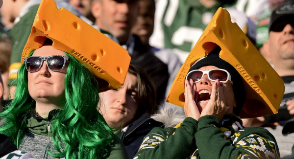Where Can I Bet On NFL Games Online From the State of Wisconsin