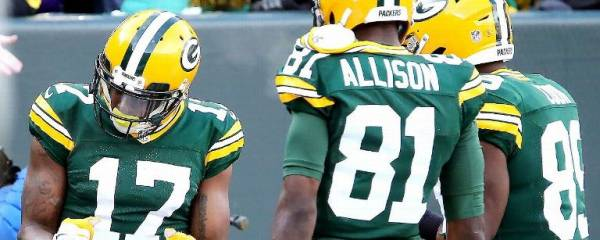Packers-Chargers Betting Preview, First Touchdown Scorer Prop