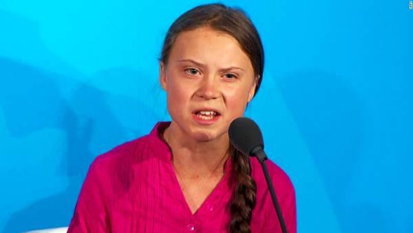 Greta Thunberg 25-1 Odds to Be Bill Gates Next Girlfriend