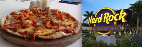 Vegetarian Hindus Not Thrilled With Hard Rock Casino's Chicken Topped 'Hindu Pizza'