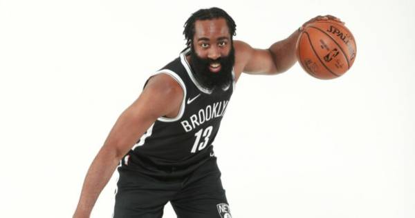 Bucks-Nets Line Moves From -4 to -2.5 With Harden Upgraded
