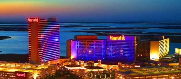 Harrah's Atlantic City Sports Book Now Open