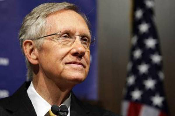 Harry Reid Down on Congressional Online Gambling Bill