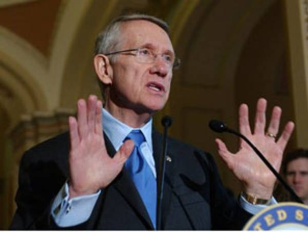 Harry Reid Online Gambling
