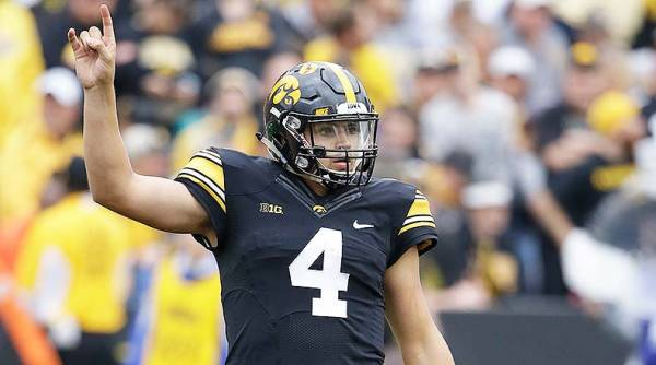 Where Can I Bet on Hawkeyes Games From Iowa?