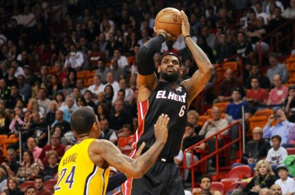 Heat-Pacers Series Price, Odds Have Miami 1-4 Favorite: Indiana Pays $300