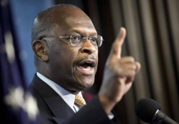 Herman Cain to Drop Out of US Presidential Race