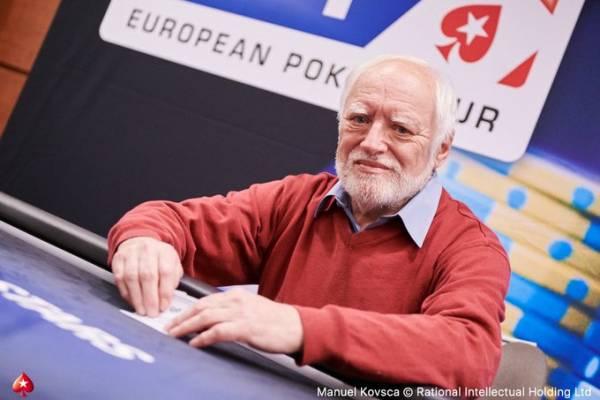 Internet-Famous Meme 'Hide the Pain Harold' Makes Cameo at EPT Prague