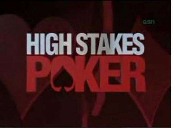 High Stakes Poker New Sponsor Gold Strike Poker