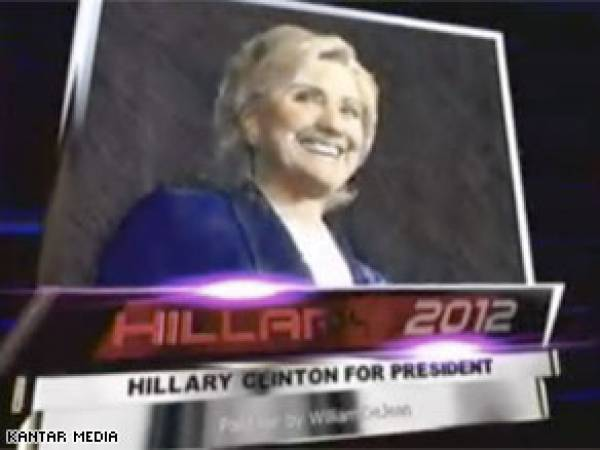 Hillary Clinton for President Ad