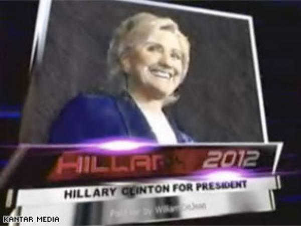 Hillary Clinton for President Ad
