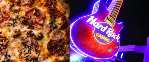 No More Beef as Hard Rock Casino Apologizes for 'Hindu Pizza' With Meat