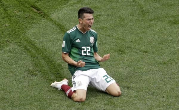 Hirving Lozano Scores - Mexico vs. Sweden Odds
