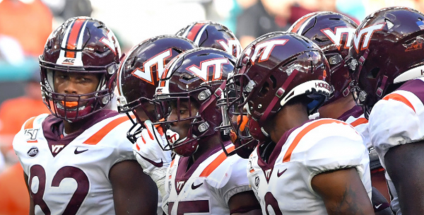 Where Can I Bet the Hokies Online From Virginia?