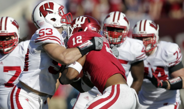 Where Can I Bet the Hoosiers-Badgers Game From Indiana, Wisconsin?