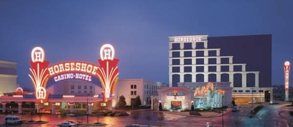 Tunica MS Hotels amp Casinos Horseshoe Hollywood Sams