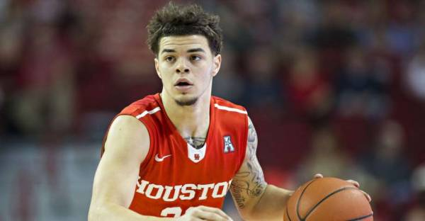 Houston Cougars 2018 March Madness Betting Odds, Seeding