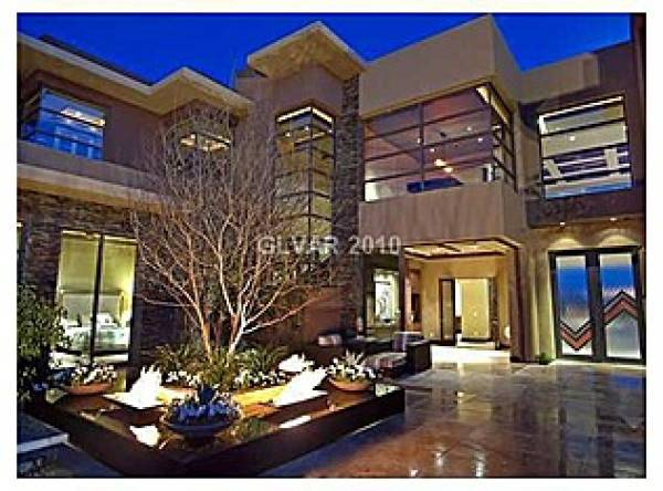 Howard Lederer Vegas Home