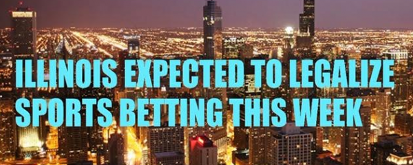 Illinois Expected to Legalized Sports Betting Shortly