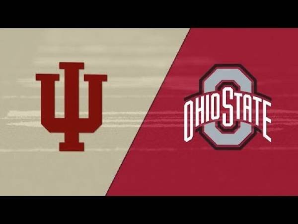 CFB Betting – Indiana Hoosiers at Ohio State Buckeyes