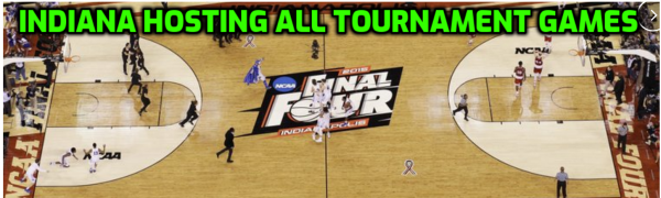 NCAA to Play all 67 March Madness Men's Games in Indiana