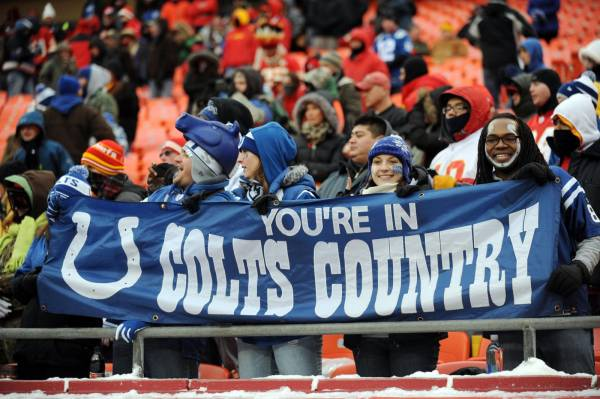 Indianapolis Colts Odds to Win 2017 AFC South, Super Bowl 52