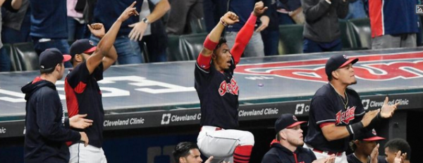 Cleveland Indians 4-1 Favorite to Win 2017 World Series: Riding 21-Win Streak