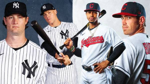 Yankees vs. Indians Series Odds - 2020 MLB Playoffs