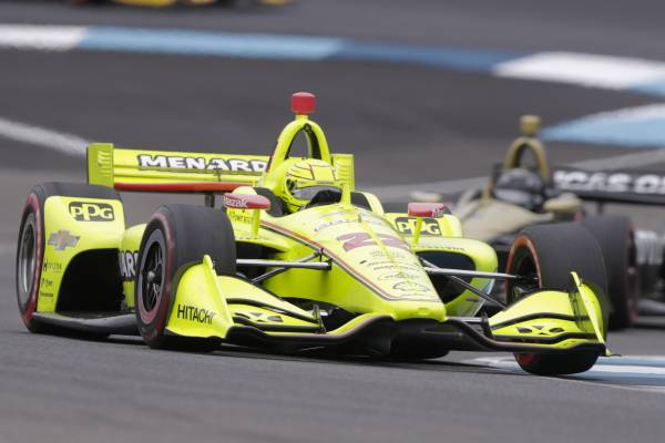 What Are the Payout Odds on Simon Pagenaudto Win Indy 500 2019