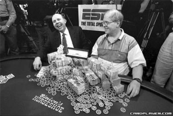 Jack Binion Full Tilt Poker