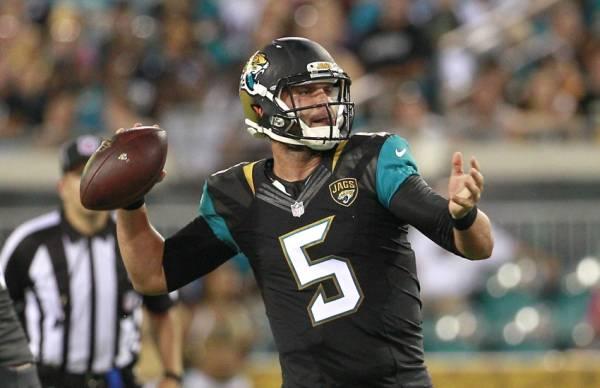 Jacksonville Jaguars 2018 NFL Win Loss Odds Prediction