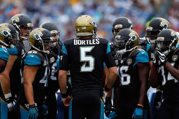 Jacksonville Jaguars 2017 Betting Preview