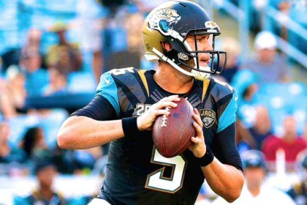 Jacksonville Jaguars 2017-2018 Comprehensive Betting Preview – Odds to Win
