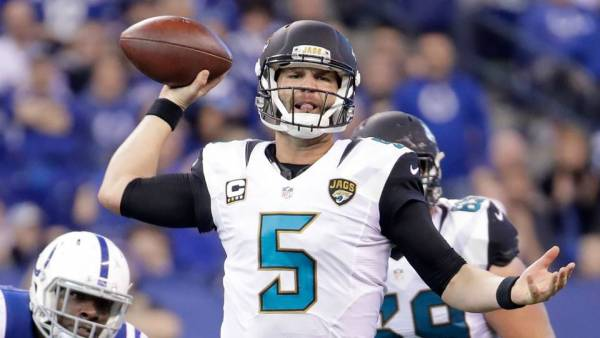 Blake Bortles and the Jaguars a Good Bet for Week 5: Fantasy Impact