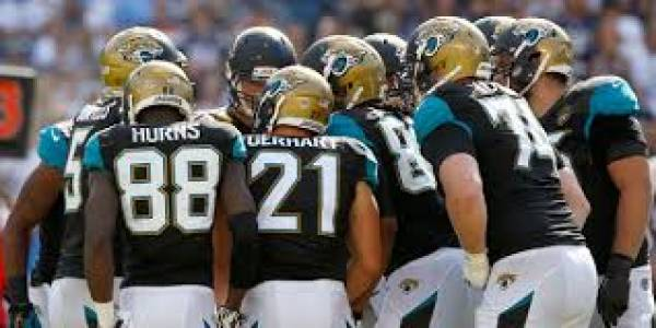 Jaguars-Patriots Line Opens at NE -8.5 - 2018 Conference Championship