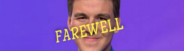James Holzhauer Bids Farewell