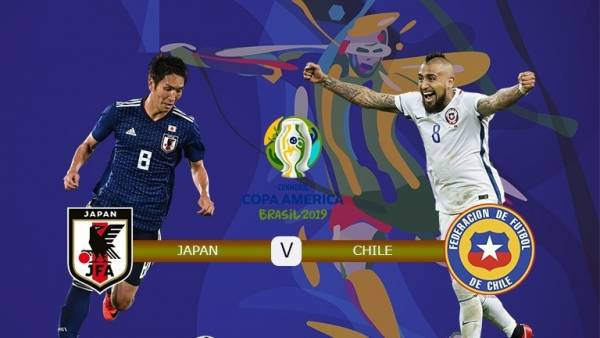 Copa América Betting Odds 2019 - Japan vs. Chile - Payouts, Where to Bet Online