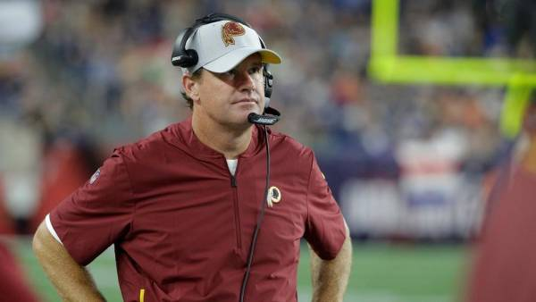 Where Can I Bet the First Head Coach to Be Fired in the NFL - 2019?