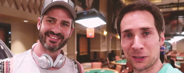 $1,500 WSOP Bagging Chips and Racquetball with Dan Smith