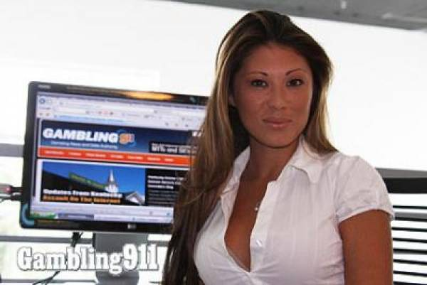 The Amazing Kreskin Talks Poker With Gambling911.com's Jenny Woo