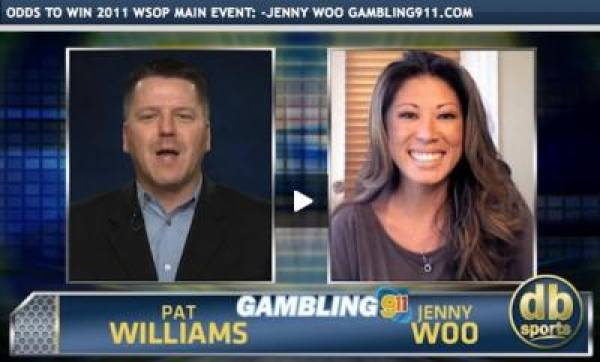 2011 WSOP Final Table Odds
